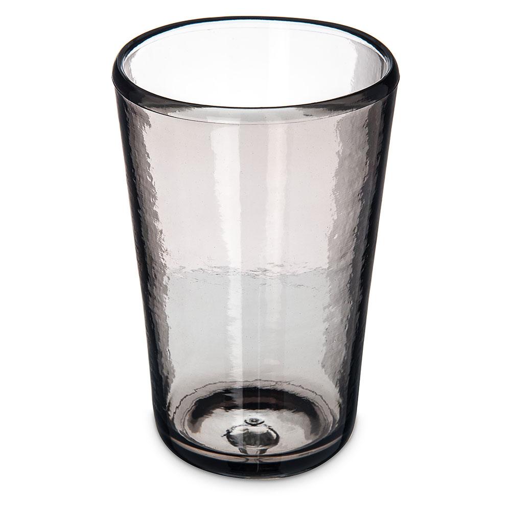 Carlisle MIN544218 19-oz Hi-Ball Glass - Plastic, Smoke Gray