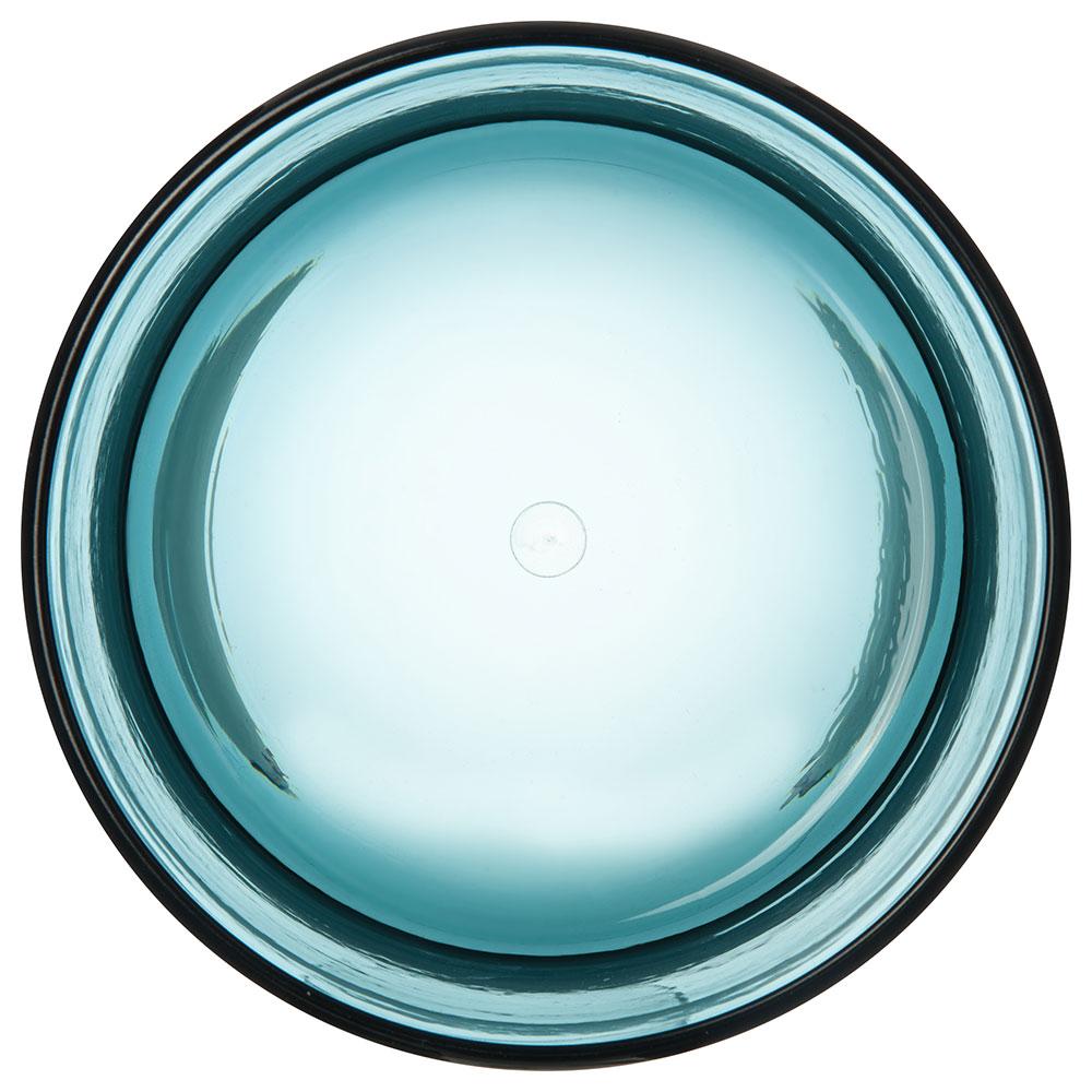 """Carlisle MIN544415 22-oz Mingle Bowl - 5""""D, Plastic, Teal"""