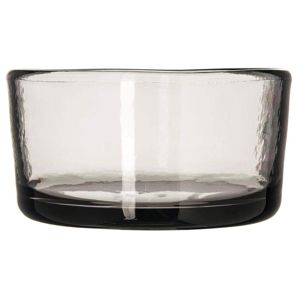 "Carlisle MIN544418 22-oz Bowl - 5""D, Plastic, Smoke Gray"