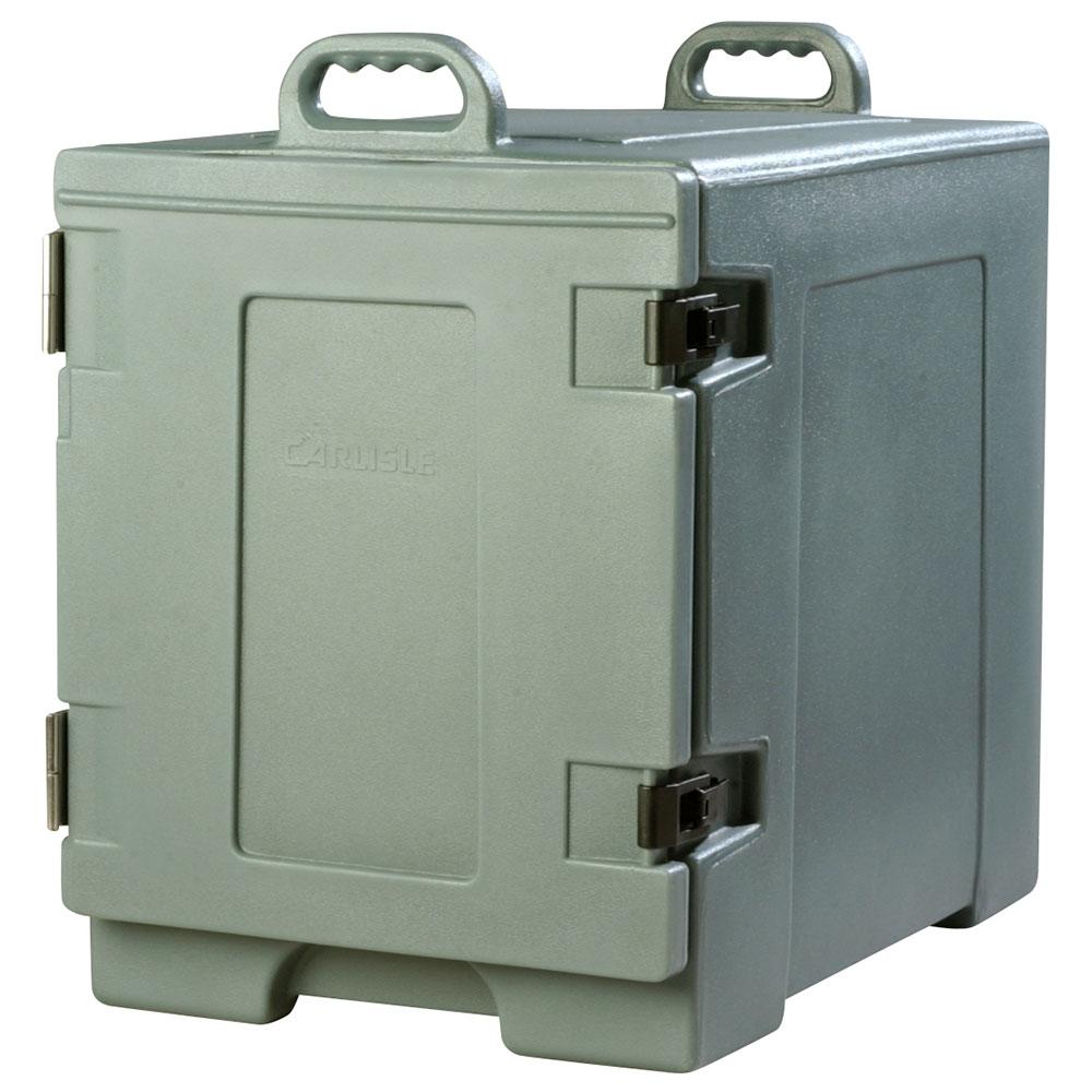 Carlisle PC300N59 End Load Food Carrier w/ (5) Pan Capacity, Polyethylene, Slate Blue