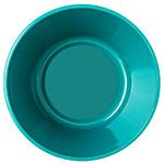 "Carlisle PCD30815 4"" Round Bouillon Cup w/ 8.4-oz Capacity, Polycarbonate, Teal"
