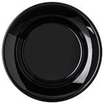 "Carlisle PCD31203 9"" Round Soup Bowl w/ 12-oz Capacity, Polycarbonate, Black"