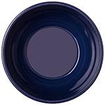 "Carlisle PCD31950 5.25"" Round Nappie Bowl w/ 15-oz Capacity, Polycarbonate, Dark Blue"