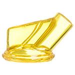 Carlisle PS10304 Vented Store-N-Pour Spout - Polyethylene, Yellow