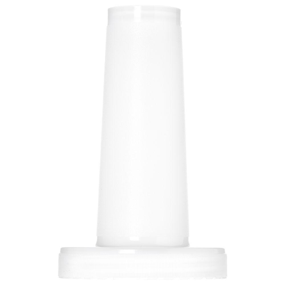 Carlisle PS20302 Store-N-Pour Neck - Polyethylene, White