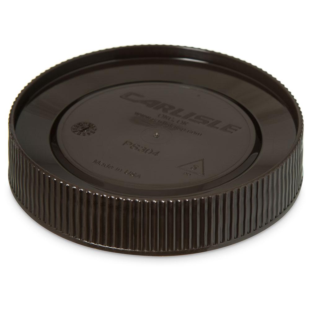 Carlisle PS30401 Store 'N Pour Cap - Polyethylene, Brown