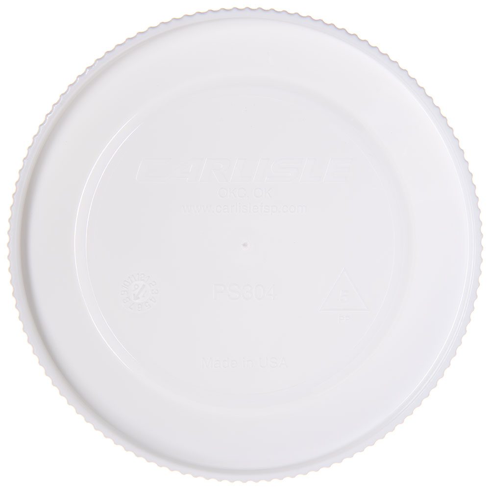 Carlisle PS30402 Replacement Cap for Store 'N Pour, White