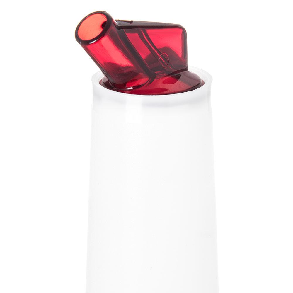 Carlisle PS601N05 32-oz Store 'N Pour Quart Complete - Polyethylene, Red