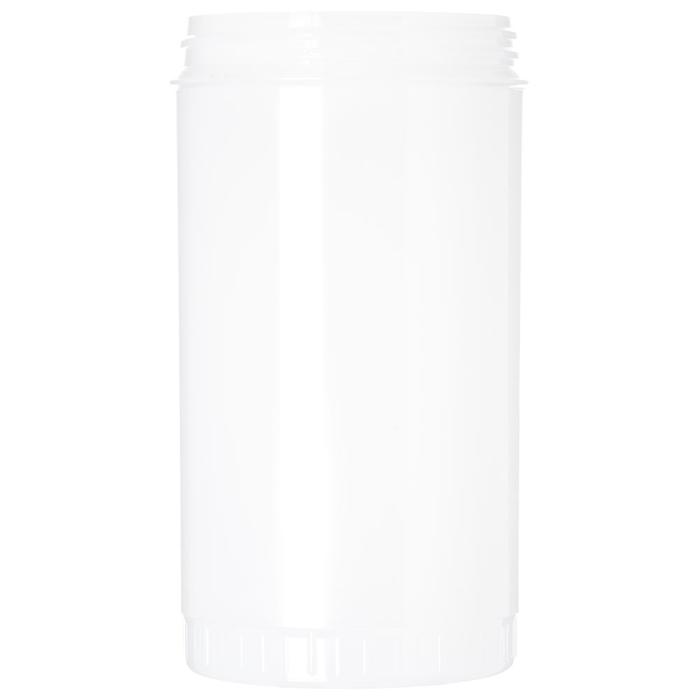 Carlisle PS603N02 32-oz Store 'N Pour Quart Container - Polyethylene, White