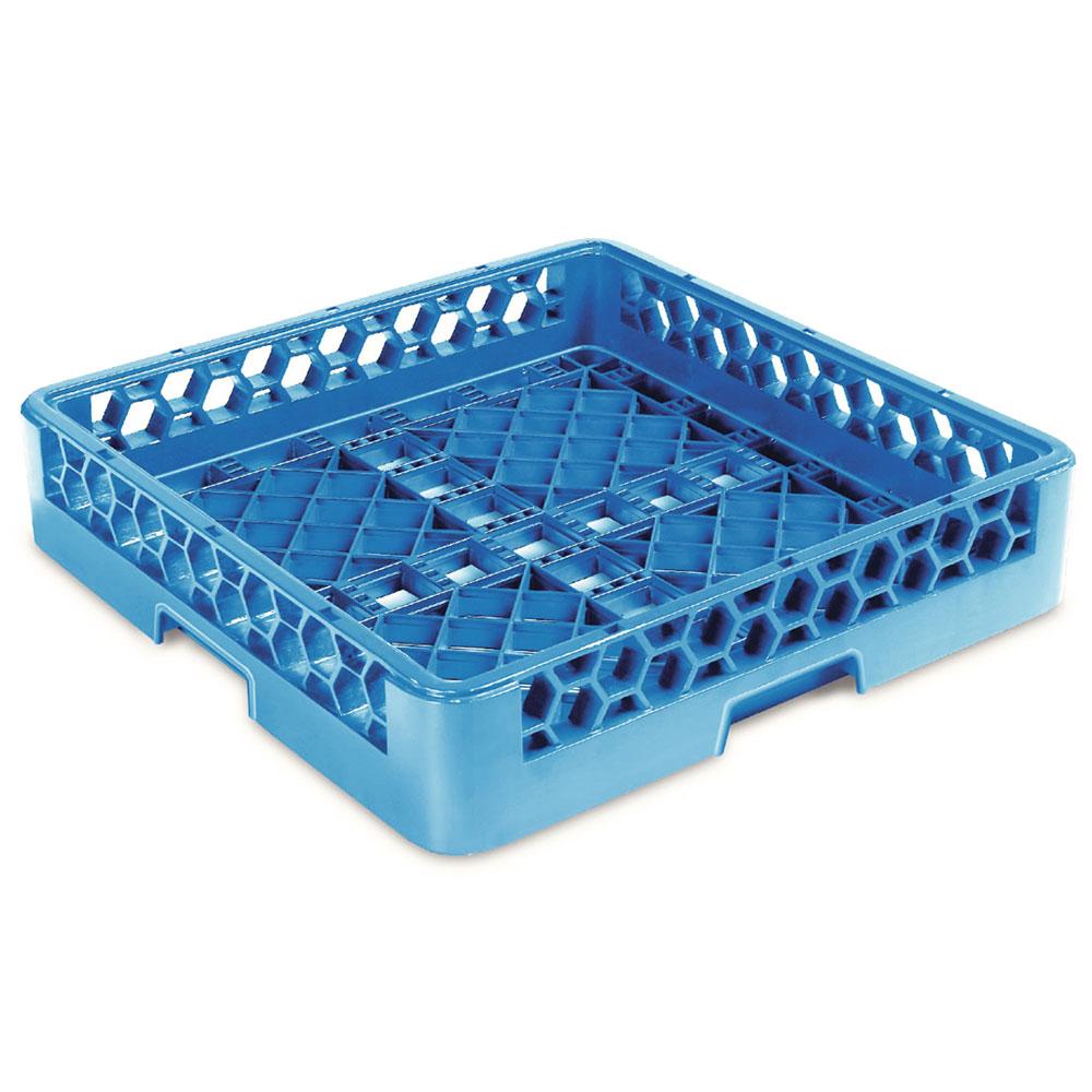 Carlisle RB14 Full-Size Dishwasher Open Rack - Polypropylene, Blue