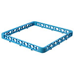 Carlisle RE14 Full-Size Open Glass Rack Extender - Polypropylene, Blue