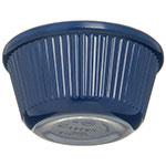 "Carlisle S28260 2.18"" Round Ramekin w/ 3-oz Capacity, Melamine, Cobalt Blue"