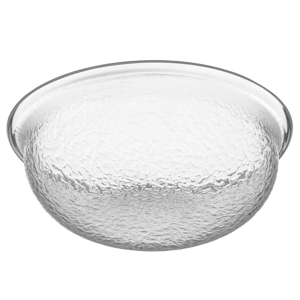 "Carlisle SB6807 8"" Round Salad Bowl w/ 1.4-qt Capacity, Acrylic, Clear"