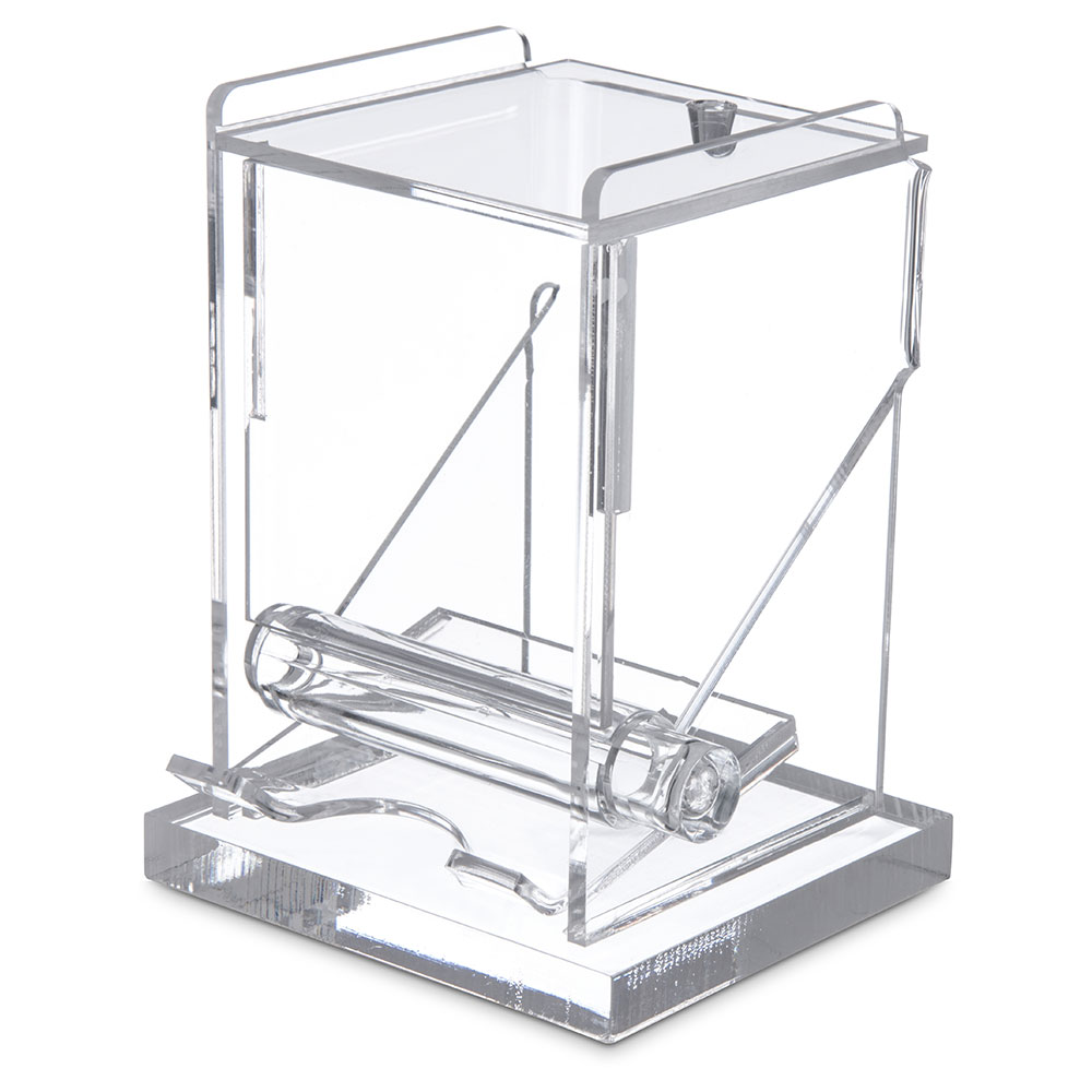 Carlisle TP10007 Toothpick Dispenser - Acrylic, Clear