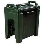 Carlisle XT250008 2-1/2-gal Beverage Server - Polyethylene, Forest Green