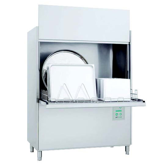 Jet Tech 787 Electric High Temp Door-Type Dishwasher w/ Pot & Pan Washer, 208v/3ph