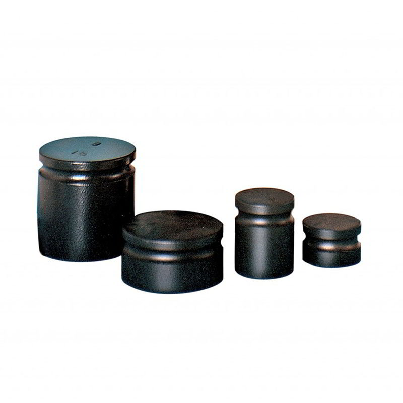 Detecto 1WP1-1 1-lb Capacity Machined Weight Flat