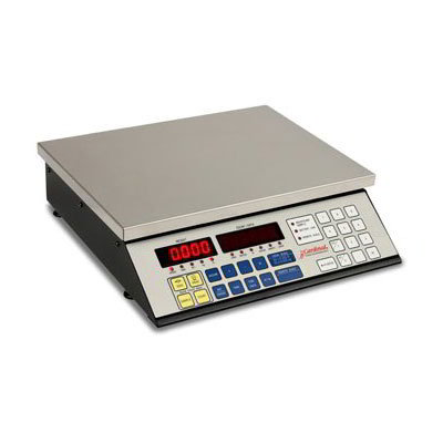 "Detecto 2240-100 Digital Counting Scale w/ 100-lb Capacity, LED Display, 14.5"" x 8.25"" Platform"