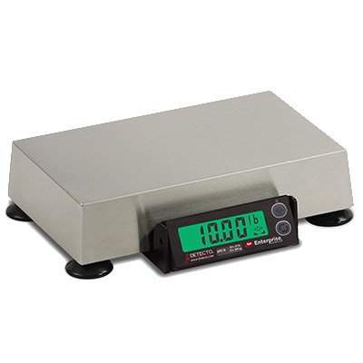 Detecto APS10 30-lb Point-of-Sale Logistics Scale - USB