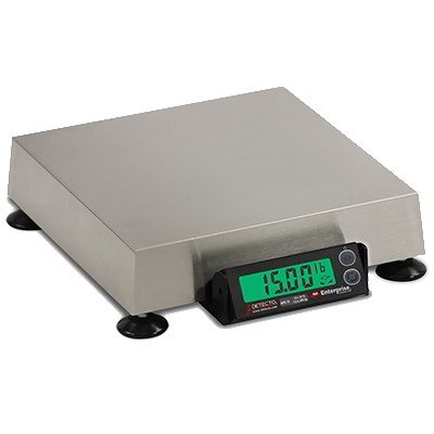 Detecto APS20 20-lb Point-of-Sale Logistics Scale, LCD