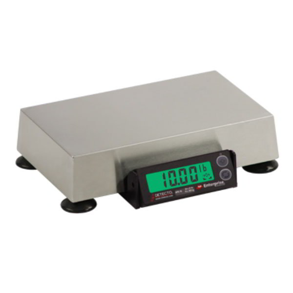 Detecto APS8 15-lb Point-of-Sale Logistics Scale - USB
