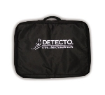 Detecto DR400C-CASE Black Carrying Case with Handle for DR Series