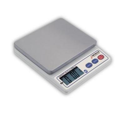 Detecto PS-4 Top Loading Counter Model Scale w/ Digital Portion Control, 4-lb x .1-oz