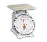 Detecto T10 Top Loading Dial Portion Scale w/ Enamel Housing, 10-lb x 1-oz