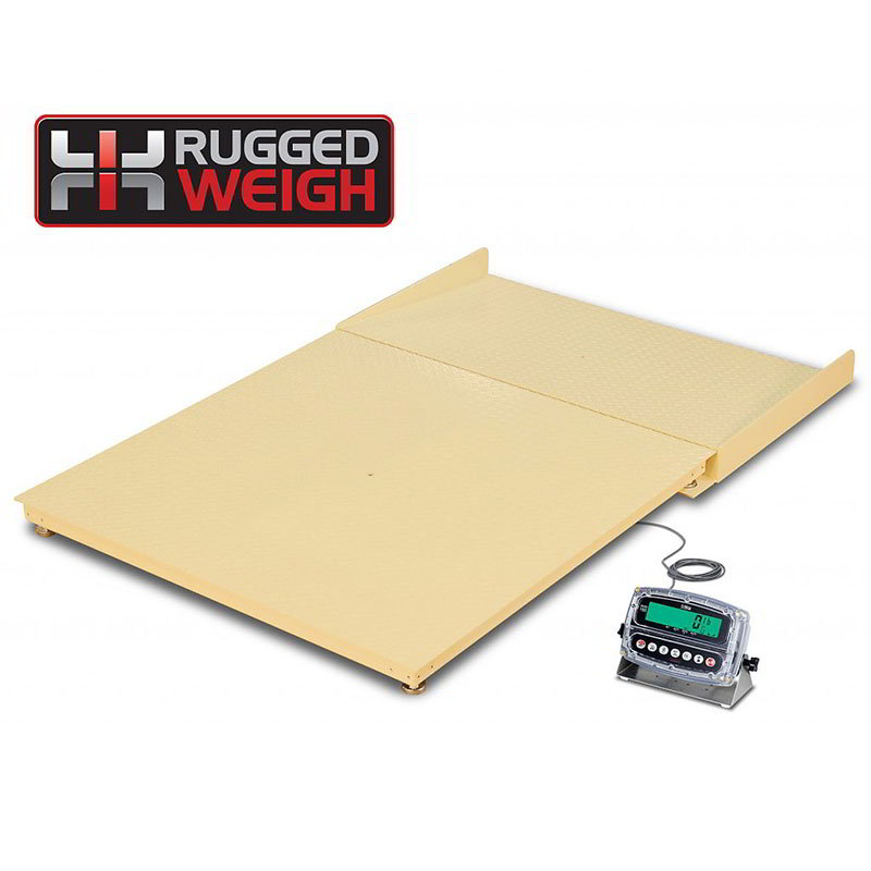 Detecto FH-501E Floor Hugger 48-in Scale Ramp