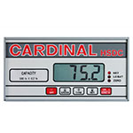 "Detecto HSDC-100 Hanging Scale w/ 1"" Digital Readout, 99.95 x .05-lb, Battery powered"
