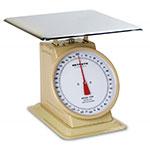 Detecto T50 Top Loading Dial Portion Scale w/ Enamel Housing, 50-lb x 2-oz