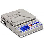 Detecto WPS12 Submersible Digital Portion Scale, Stainless