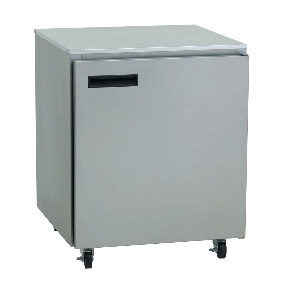 Delfield 406-CA 5.7-cu ft Undercounter Refrigerator w/ (1) Section & (1) Door, 115v