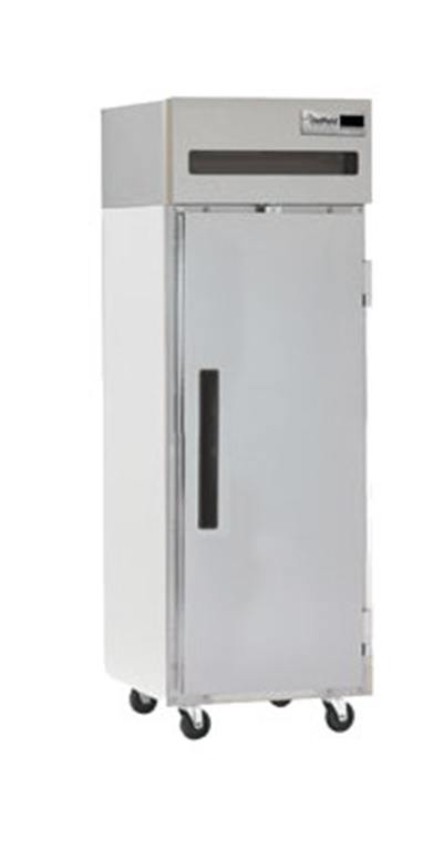 "Delfield 6125XL-S 25.5"" Single Section Reach-In Freezer, (1) Solid Door, 115v"