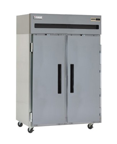 "Delfield 6151XL-S 51"" Two Section Reach-In Freezer, (2) Solid Doors, 115v"