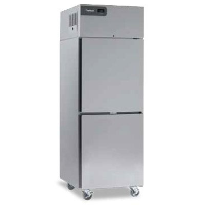 "Delfield CSF2P-SH 55"" Two Section Reach-In Freezer, (4) Solid Doors, 115v"
