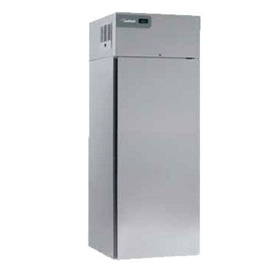"Delfield CSFRI2P-S 66"" Two Section Roll-In Freezer, (2) Solid Doors, 115v"