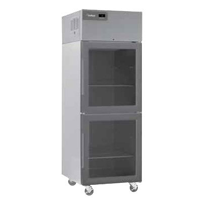 Delfield CSH2-GH Full Height Mobile Heated Cabinet w/ (6) Pan Capacity, 208-240v/1ph