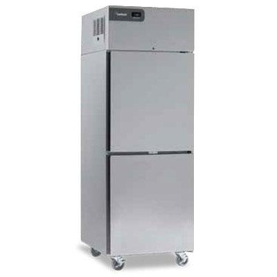 "Delfield CSRPT1P-S 27"" Single Section Pass-Thru Refrigerator, (1) Solid Door, 115v"