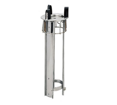 "Delfield DIS-1450 14.5"" Round Self-Elevating Single Drop-In Plate Dispenser"