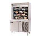 "Delfield F15SR72D 72"" Self Service Deli Case w/ Straight Glass - (5) Levels, 115v"
