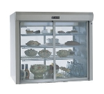 "Delfield F5MR72D 72"" Full Service Deli Case w/ Straight Glass - (4) Levels, 115v"