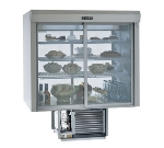"Delfield F5PC48N 48"" Full Service Deli Case w/ Straight Glass - (4) Levels, 115v"