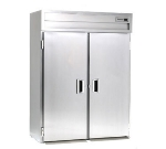 Delfield SAHRI2-S Double Roll-In Hot Food Cabinet w/ Full Solid, 74.72-cu ft, 120/208-230V