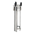 "Delfield DIS-1200-ET Even Temp Heated Drop-In Dish Dispenser w/ Self-Elevating Tube, 12"" Diameter"