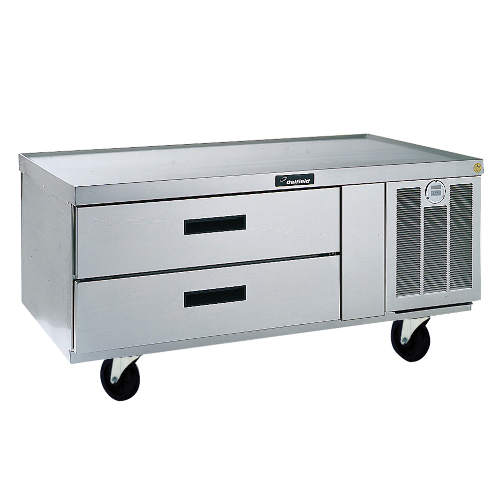 "Delfield F2952C 52"" Chef Base w/ (2) Drawers - 115v"