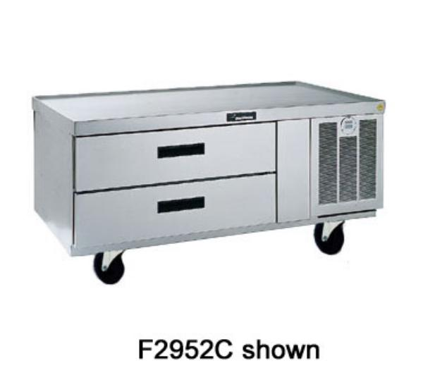 "Delfield F2962C 62"" Chef Base w/ (4) Drawers - 115v"