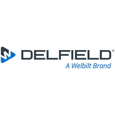 "Delfield B5 Tray Slide, 12"" Deep, V-Fold Down, 14-ga Stainless Steel"