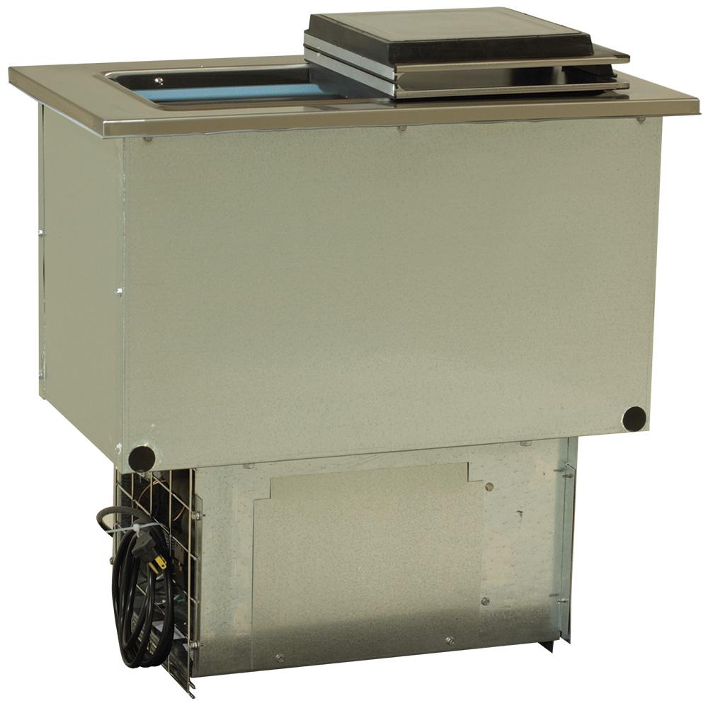 "Delfield N225P 16.56"" Drop In Ice Cream Freezer w/ 6-Tub Capacity, 115v"