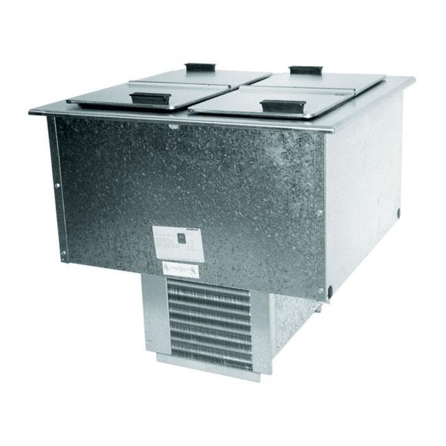 "Delfield N227P 30"" Drop In Ice Cream Freezer w/ 12-Tub Capacity, 115v"